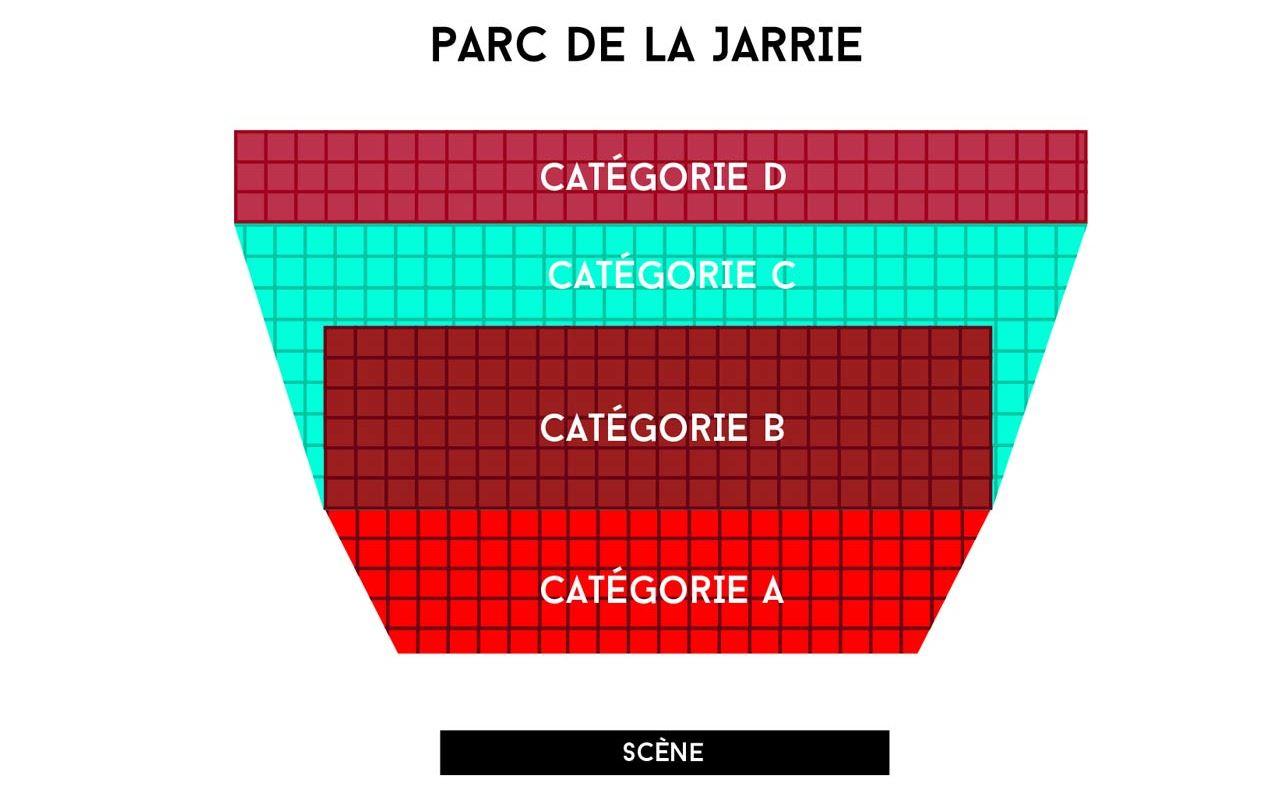 Plan Parc de la Jarrie